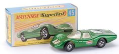 Matchbox Superfast MB45-c Ford Group 6