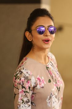 Rakul Preet Singh Latest Photos In Beautiful Skirt