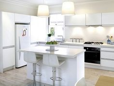 Complete Kitchen interior design ideas come with modern kitchen ...