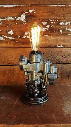 Petite Lampe, Deco Moto, Mobilier De Salon, Maison, Moteur, Luminaires, 9d7bffb30369