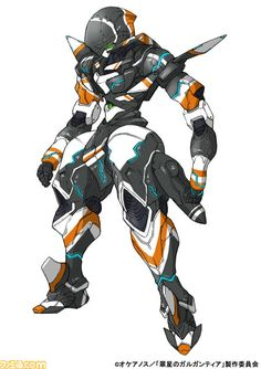 Looking for information on the anime or manga character Chamber? On MyAnimeList you can learn more about their role in the anime and manga industry. Futuristic Armour, Sci Fi Anime, Character Design, Mecha, Character, Anime, Anime Characters, Mecha Suit, Character Design References