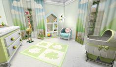 Via Sims: House 50 - Suburban - Oasis Springs Sims 3, Sims 4 Game, Sims 4 House Plans, Sims 4 House Building, Muebles Sims 4 Cc, Sims 4 House Design, Sims 4 Bedroom, Sims Free Play, Casas The Sims 4