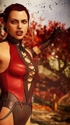 Mortal Kombat Art, Mortal Combat, Psylocke, 3d Character, Halloween Makeup, Makeup Inspiration, Cosplay Costumes, Mona Lisa, Beautiful Women