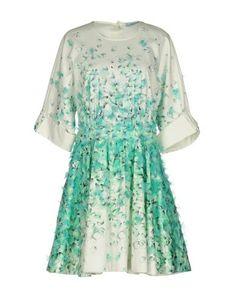 BLUMARINE Short Dress. #blumarine #cloth #dress #top #skirt #pant #coat #jacket #jecket #beachwear #