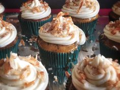 An absolutely sinful cupcake that is perfect for grownup parties. Worth the extra effort by every bit!