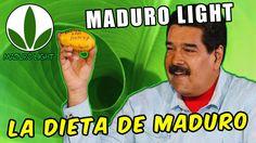 MADURO LIGHT - La dieta de Maduro en Venezuela