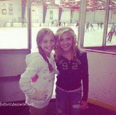 Paige and Maddie ;)