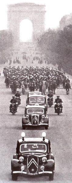 Défilé Champs-Élysées