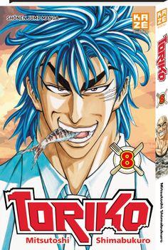 toriko-manga-volume-8-francaise-63024.png Read Toriko Manga Online at MangaGrounds | Toriko Anime and Manga Forums