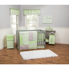 Trend Lab Lauren 3 Piece Crib Bedding Set | BabiesRUs