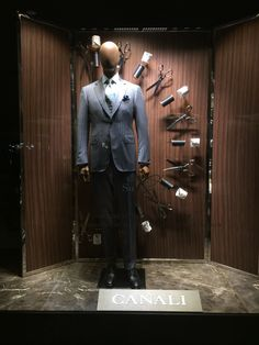"CANALI, Pacific Place, ""Creating  impeccable suits for discerning men of style"", from LK By Lincoln Keung, pinned by Ton van der Veer"