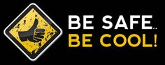 BeSafeBeCool Safety Shop, Company Logo, Shopping
