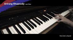 """""""아리랑 랩소디 (Arirang Rhapsody)"""" Piano Solo 피아노 솔로 커버 - Lee Ji Soo 이지수"""