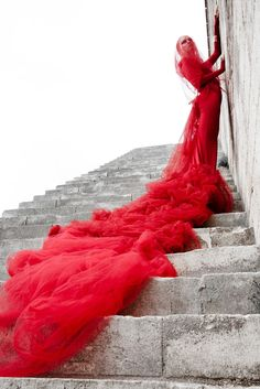 CoCo is Haute #red #hot #fashion
