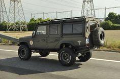 Land Rover Defender 110 td5.