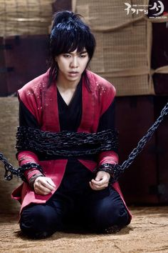 Choi Kang Chi (Lee Seung Gi) ♡ in Gu Family Book