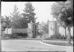 The Former Conrad Hilton Estate.