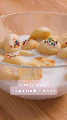 Fun Baking Recipes, Sweet Recipes, Cookie Recipes, Dessert Recipes, Easy Snacks, Yummy Snacks, Delicious Desserts, Yummy Food, Starbucks Recipes