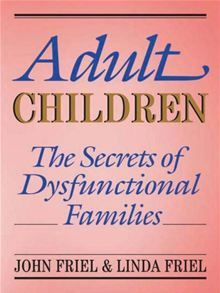 "Another book on the ""Adult Children"" topic. This one was essential for me, too, helping me to see destructive patterns from my past and avoid them in the future."