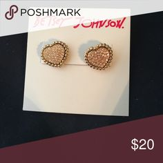 Betsey Johnson earrings Brand new they were a gift! Betsey Johnson Jewelry Earrings