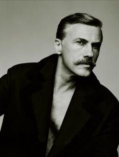 Christoph Waltz - Fantastic Man Magazine - No. 20