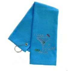 I Like it Dirty Blue crystal terry cloth golf towel Golf Towels, Golf Gifts, Blue Crystals, Clothes, Tall Clothing, Clothing Apparel, Clothing, Outfits, Outfit