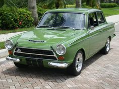 ~ 1964 Ford Cortina Mk1 Classic Cars British, Ford Classic Cars, British Car, Retro Cars, Vintage Cars, Ford Anglia, Aussie Muscle Cars, 1964 Ford, Toyota