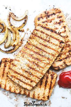 Mustard tofu - Do it Yourself & More! Vegan Vegetarian, Vegetarian Recipes, Healthy Recipes, Gf Recipes, Veggie Recipes, Coconut Curry Soup, Vegan Dinners, Tofu, Food Inspiration