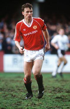 Michael Duxbury - Manchester United