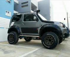 Jimny 4x4, Samurai, Jimny Suzuki, Best 4x4, Slot Car Tracks, 4x4 Off Road, Surf Girls, Custom Cars, Offroad