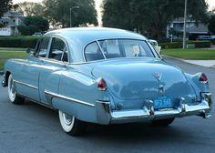 1949 Cadillac SERIES 62 SEDAN - RESTORED - 71K MILES | eBay
