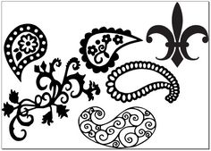 "Anyone interested in some more decorative SVGs… Enjoy!! :-) Right-click here and ""Save Target As"" to download the SVG file to your computer. Happy Crafting!! ~Vickie :-)"