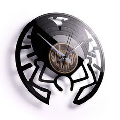 Keith Clock, $56, now featured on Fab.