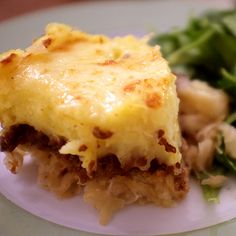 Lasagna, Mashed Potatoes, Veggies, Ethnic Recipes, Food, Savoury Pies, Noodles, Mashed Potato Casserole, Smashed Potatoes Recipe