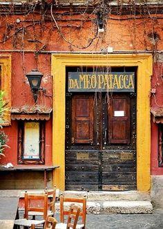Rome, Italy  photo via veronica