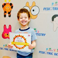"NOTHING MAKES US HAPPIER than seeing our amazing patients with ""No Cavity Club Award"" Certificate!   Palm Valley Pediatric Dentistry    #pvpd #kid #child #love #cute #sweet #pretty #little #fun #family #baby #happy #smile #dentist #pediatricdentist #goodyear #avondale #surprise #phoenix #litchfieldpark #verrado #dentalcare #oralhealth #kidsdentist #childrendentist #love #cute www.PVPD.com"