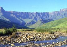 Drakensberg and Midlands - KwaZulu Natal Destinations Midland Meander, Kwazulu Natal, Mountain Range, Lush Green, South Africa, Birth, Destinations, Tours, River