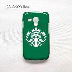 Starbucks Coffe Logo  Samsung Galaxy S3 Mini Cover Case