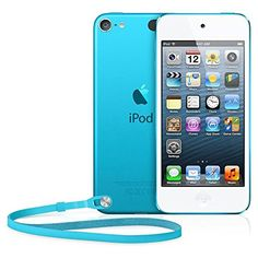 Sammy has been asking me for this over and over! iPod Touch Teal 5th Generation #HottestGifts