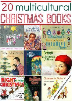 20 Multicultural Christmas Books for Children
