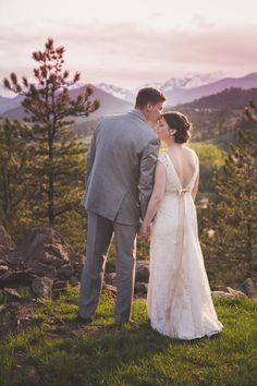 The View Restaurant at The Historic Crags Lodge Weddings | Get Prices for Estes Park Wedding Venues in Estes Park, CO