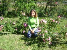 Aquí estoy en un viaje donde conocí a Serra Gaucha.