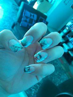 Dragonballz nails