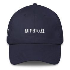 Obscene Cap | No Mediocre