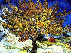 Wallpaper of Van Gogh for fans of Fine Art.