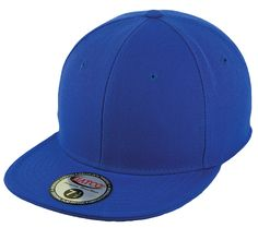 Blank Fitted Pro-Baseball Style Hat made from 100% Acrylic Wool. Available  in 4cc86803a2c1