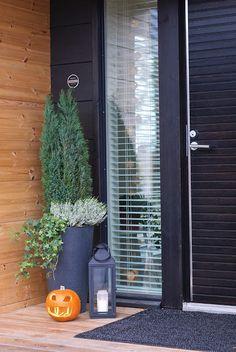 talo markki . halloween Finland, Homesteading, House Plans, Traditional, Contemporary, Interior Design, Halloween, Ideas, Nest Design