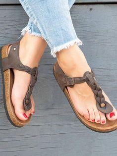 6dd5924c91c New Arrival – chicbohodress Low Heel Sandals