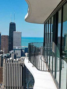 Here is the view of my future Chicago condo.