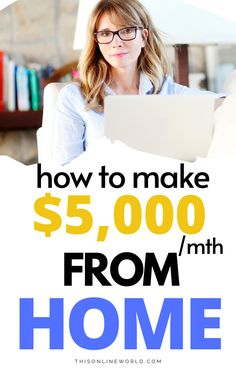 If you're looking for real ways to make money online, this is the ultimate list for you. Find something on the list that plays to your strengths and run with it!#meakingmoney #onlinemoneymaking #sidehustle #money #extraincome #sideincome #freelancing #earninggigs #passiveincome Make Money From Home, Way To Make Money, Make Money Online, Midlife Career Change, Online Income, Online Jobs, Quick Cash, New Career, Home Based Business
